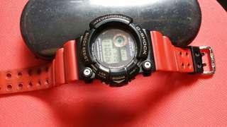 🚚 Casio Frogman GW 200TC. 2002 model. Limited