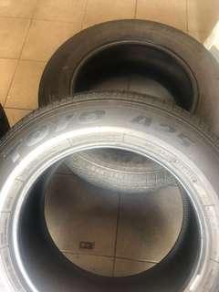 """4x4 18"""" tyre"""