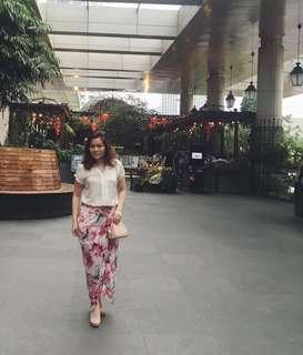 Luna Habit Floral Skirt