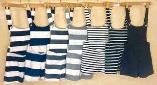 Jumper skirt plain