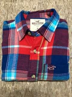 Hollister Size M men cotton quality