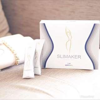 Slimaker/nurunin berat badan tanpa diet ketat!