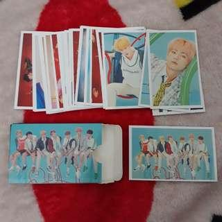 BTS Love Yourself Answer ver. Lomo card isi 30 pcs