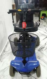 Shoprider Electronic Wheelchair