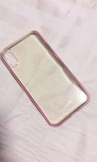 💯Auth MOSHI Iphonex Back Cover