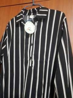 B.N Shirt Dress
