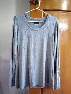 L (BNEW) Stretchable Pull Over