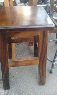Kursi bakso kuat kayu mahony