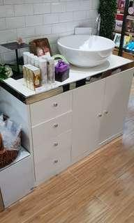 💥💥💥FIRE SALES!💥💥💥Toilet basin+cabinet for sale