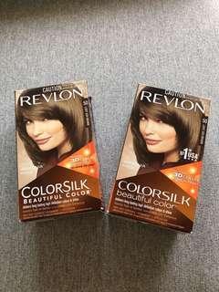Hair Dye (Light Ash Brown)