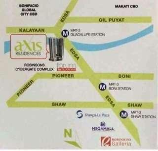 Axis Residences for rent