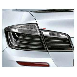 BMW F10 Smoke Tail lights set version 2.0. DEPO TAIWAN New Collection.
