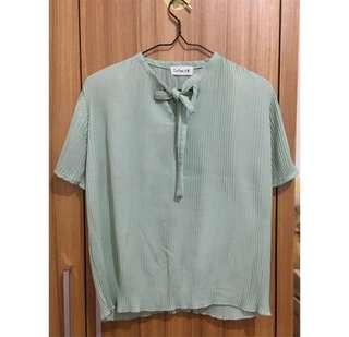 ☘️Platted Mint Tee☘️
