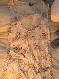 Glassons floral tank!