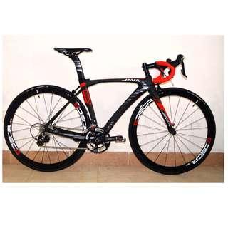 JAVA Feroce Carbon Road Bike 11spd (2018) size S