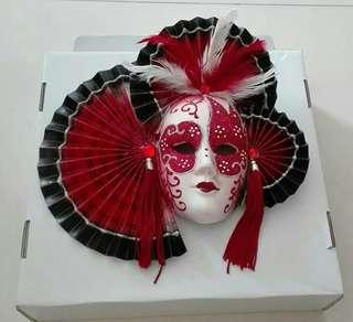 Venetian Decorative Wall Mask