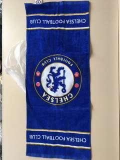 英超 列斯 Leeds 毛巾 towel 正版