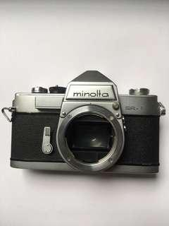 Minolta SR-1 Analog 35mm SLR