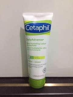 Cetaphil Daily Advance Ultra Hydrating Lotion 225g