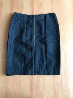 Dorothy Perkins Zipper Pencil Skirt