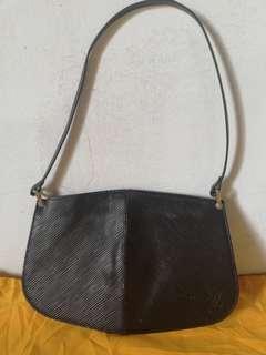 Louis Vuitton small bag epi leather