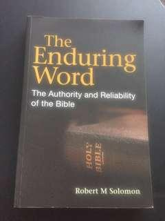 Robert Solomon - The Enduring Word
