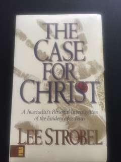 Lee strobel - The case for Christ.