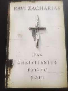 Ravi Zacharias- Has Christianity failed you?