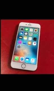 iPhone 6 64gb gold 10/10 condition
