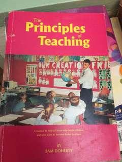 Jbc) The Principle Of Teaching