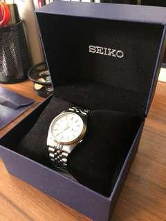 Jam tangan Seiko 5 automatic silver