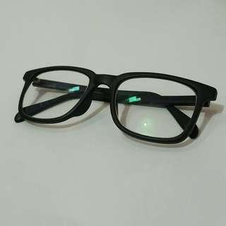 Nerdy Black Eyewear