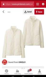 Uniqlo Reversible Fleece Sweater