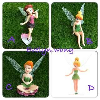 ☘️ Terrarium Figurine, Accessories, Pixie Fairy Angel Girls, gardening, frame, scrapbooking, cake topper Etc
