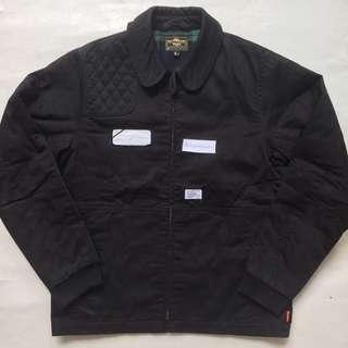 WTAPS grease jacket