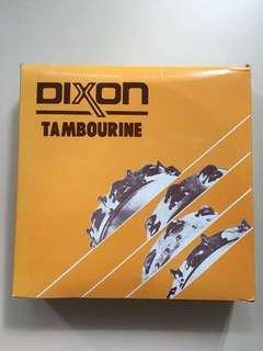 Dixon Tambourine 搖鼓