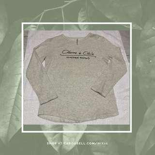 Cream Longsleeves