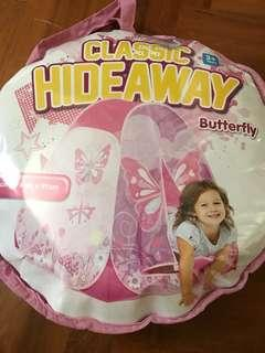 Classic Hideaway Children Butterfly Tent