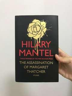 The assassination of Margaret thatcher ( hardcover )