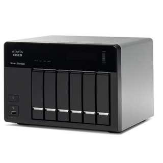 NAS Cisco NSS326 Smart Storage equivalent to Qnap TS-659 Pro - 6-Bay