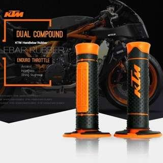 KTM Dual Compound Enduro Throttle Grip