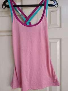 Relax pink tank top