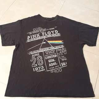Pink Floyd Rock Band shirt