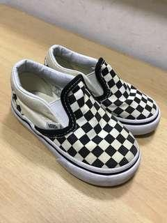 Vans Checkerboard Shoes for toddler