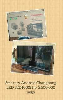 Smart tv changhong