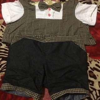 Baju teddy bear 25 inch