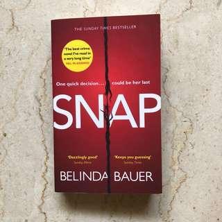 Snap by Belinda Bauer