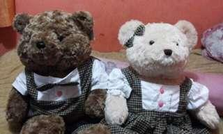 Baju teddy dress