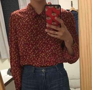 🚚 古著襯衫
