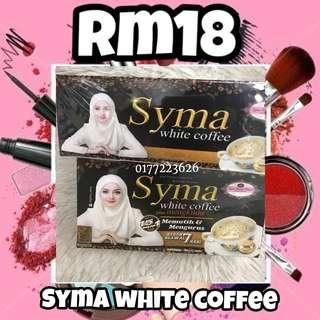 Syma white coffee